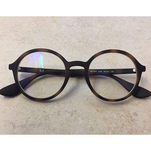 Ray-Ban Authentic Trendy Circular 7075 Glasses